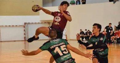 Montecarlense al Handball Europeo